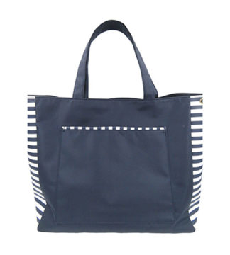 Bolso shopper marino